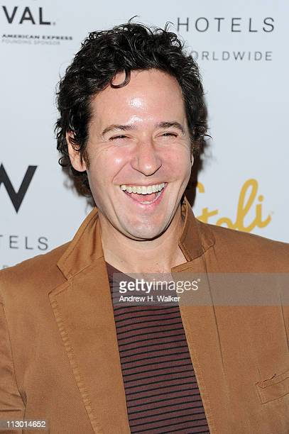Actor Rob Morrow attends the Tribeca Film Festival afterparty for The Good Doctor hosted by Stolichnaya Vodka at The W Hotel New YorkDowntown's...