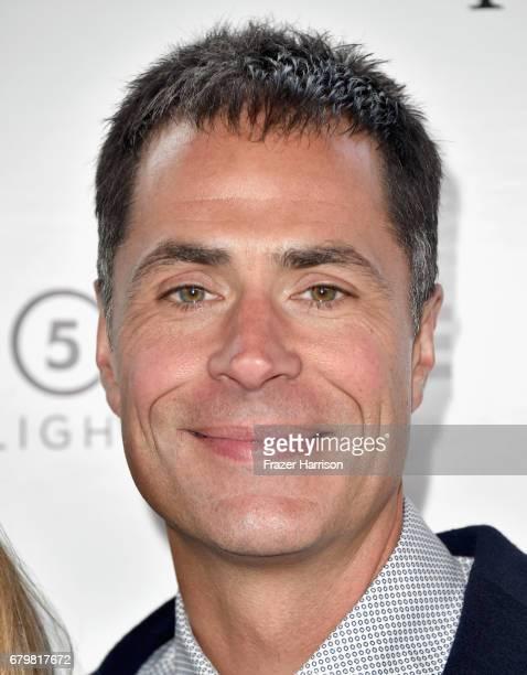Actor Rob Pelinka arrives at the UCLA Mattel Children's Hospital presents Kaleidoscope 5 at