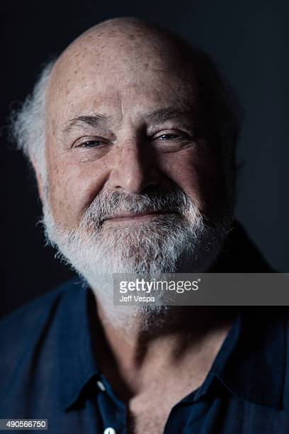 Actor Rob Reiner of 'Being Charlie' poses for a portrait at the 2015 Toronto Film Festival at the TIFF Bell Lightbox on September 15 2015 in Toronto...