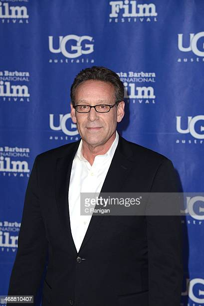 Actor Rob Steinberg attends the presentation of the Outstanding Director Award at the Arlington Theatre at the 29th Santa Barbara International Film...