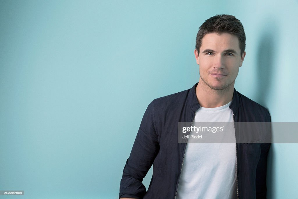 Robbie Amell, TV Guide Magazine, January 17, 2015