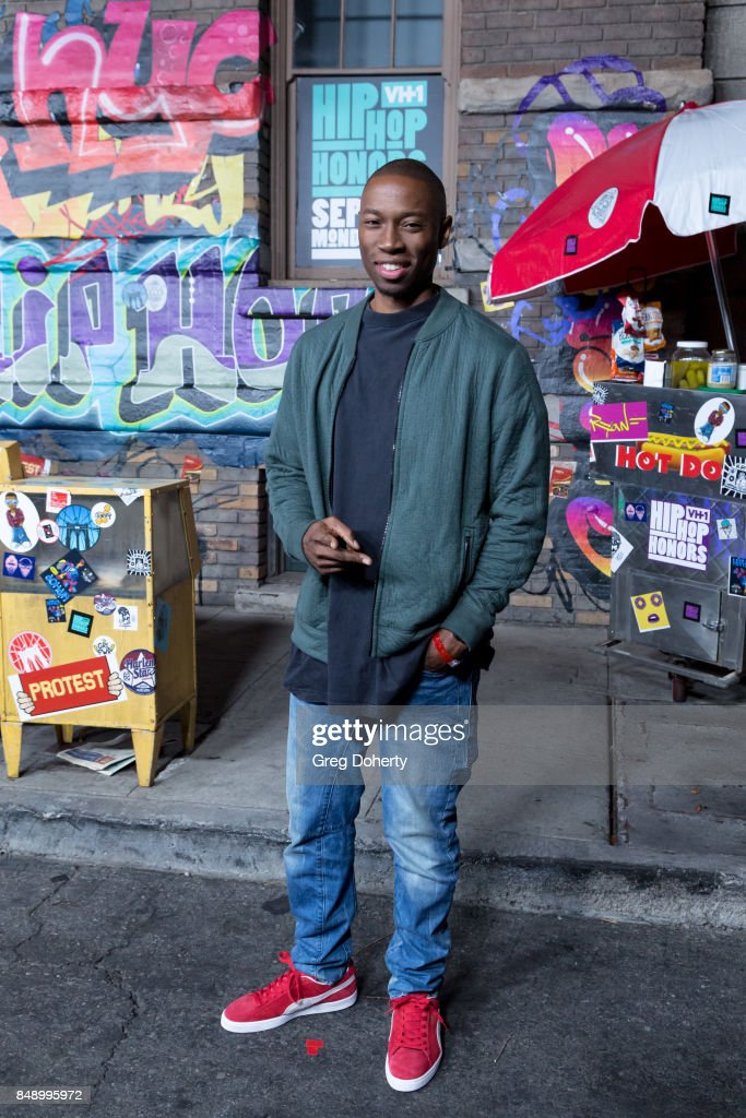 Actor Robbie Jones arrives for VH1's Hip Hop Honors: The 90's Game Changers at Paramount Studios on September 17, 2017 in Hollywood, California.