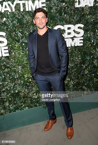 Actor Robert Adamson attends the CBS Daytime for 30 Years at The Paley Center for Media on October 10 2016 in Beverly Hills California