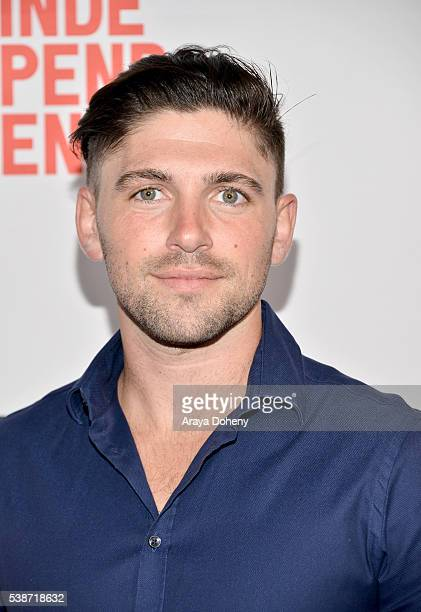 Actor Robert Adamson attends the premiere of 'Villisca' during the 2016 Los Angeles Film Festival at Arclight Cinemas Culver City on June 7 2016 in...