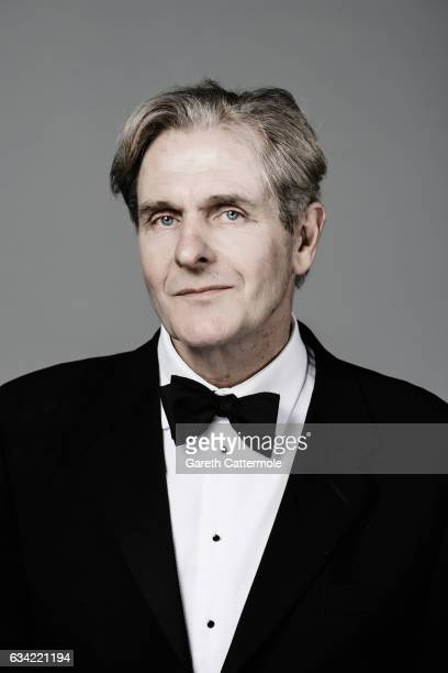 Actor Robert Bathurst is photographed at the National Television Awards on January 25 2017 in London England