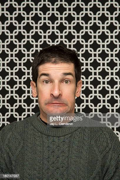 Actor Robert Ben Garant is photographed for Los Angeles Times on January 19 2013 in Park City Utah PUBLISHED IMAGE CREDIT MUST READ Jay L...