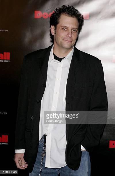 Actor Robert Berson attends Dodgeball The Celebrity Tournament to benefit the Elizabeth Glaser Pediatric Aids Foundation and celebrate the DVD...