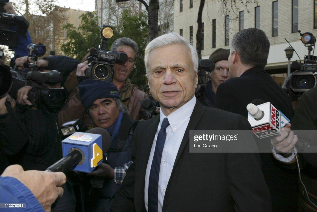 Pre-Trial Hearing in Robert Blake Murder Trial - December 6 2004 : News Photo