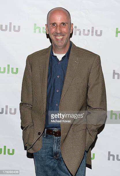 Actor Robert 'Bob' Clendenin attends the Hulu 2013 Summer TCA Tour at The Beverly Hilton Hotel on July 31 2013 in Beverly Hills California