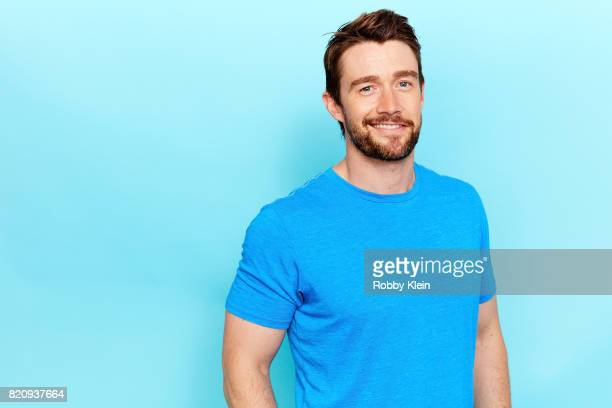 Actor Robert Buckley from CW's 'iZombie' poses for a portrait during ComicCon 2017 at Hard Rock Hotel San Diego on July 21 2017 in San Diego...