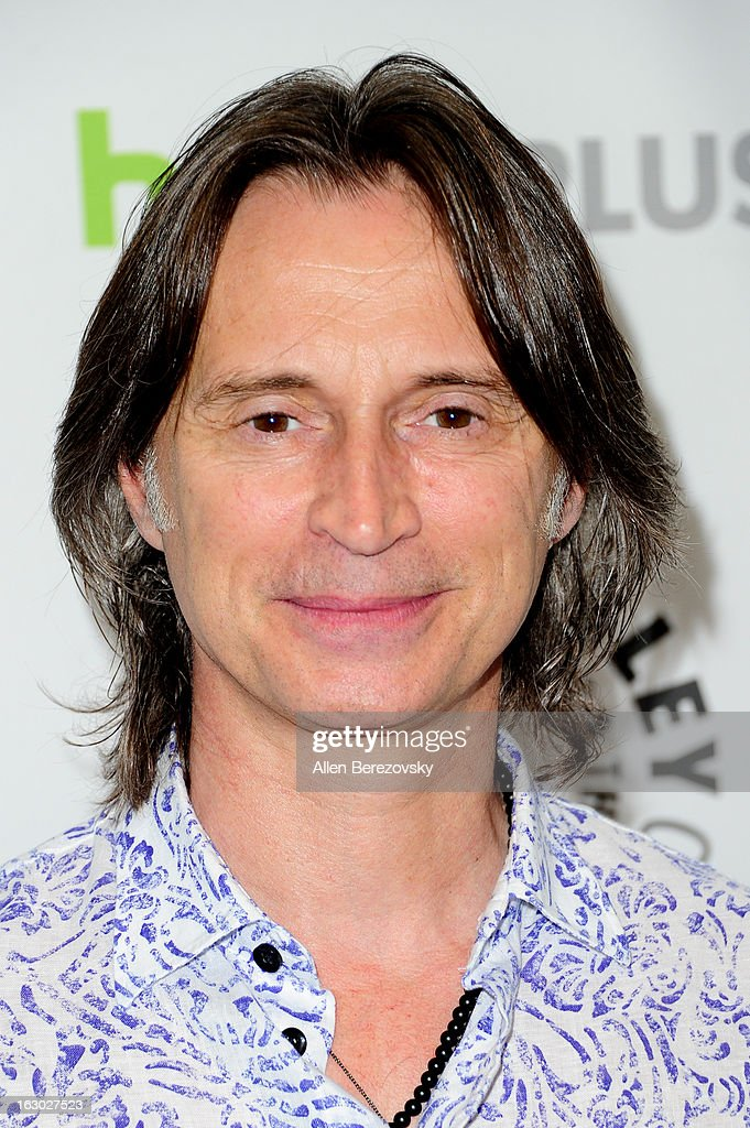 Actor Robert Carlyle arrives at the 30th Annual PaleyFest: The William S. Paley Television Festival featuring 'Once Upon A Time' at Saban Theatre on March 3, 2013 in Beverly Hills, California.