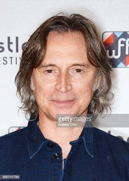 Actor Robert Carlyle attends the north american premiere of 'The Legend Of Barney Thomson' during the 15th Annual Film Festival at Whistler...