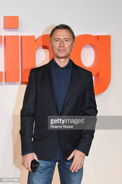 Actor Robert Carlyle attends the World Premiere of T2 Trainspotting at Cineworld on January 22 2017 in Edinburgh United Kingdom