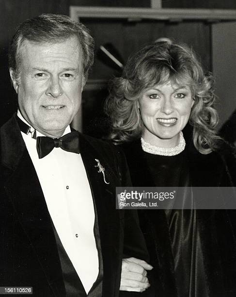 Actor Robert Culp and wife Candace Faulkner attending 11th Annual American Film Institute Lifetime Achievement Awards Honoring John Houston on March...