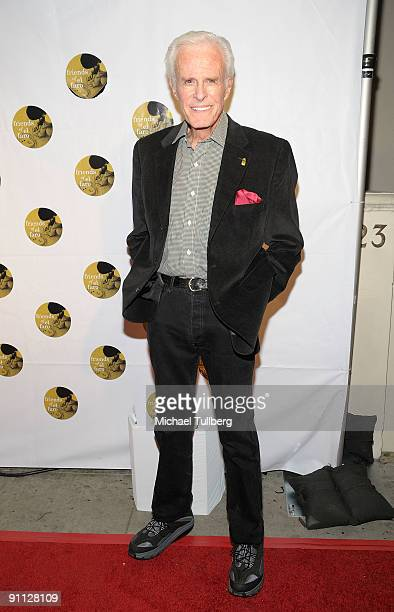 Actor Robert Culp arrives at the 6th Annual Friends Of El Faro Event to help the children of Tijuana Casa Hogar Sion orphanage held at the Boulevard...