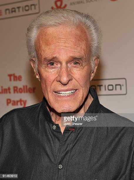 Actor Robert Culp at the Best Friends Animal Society's 2009 Lint Roller Party at the Hollywood Palladium on October 3 2009 in Hollywood California