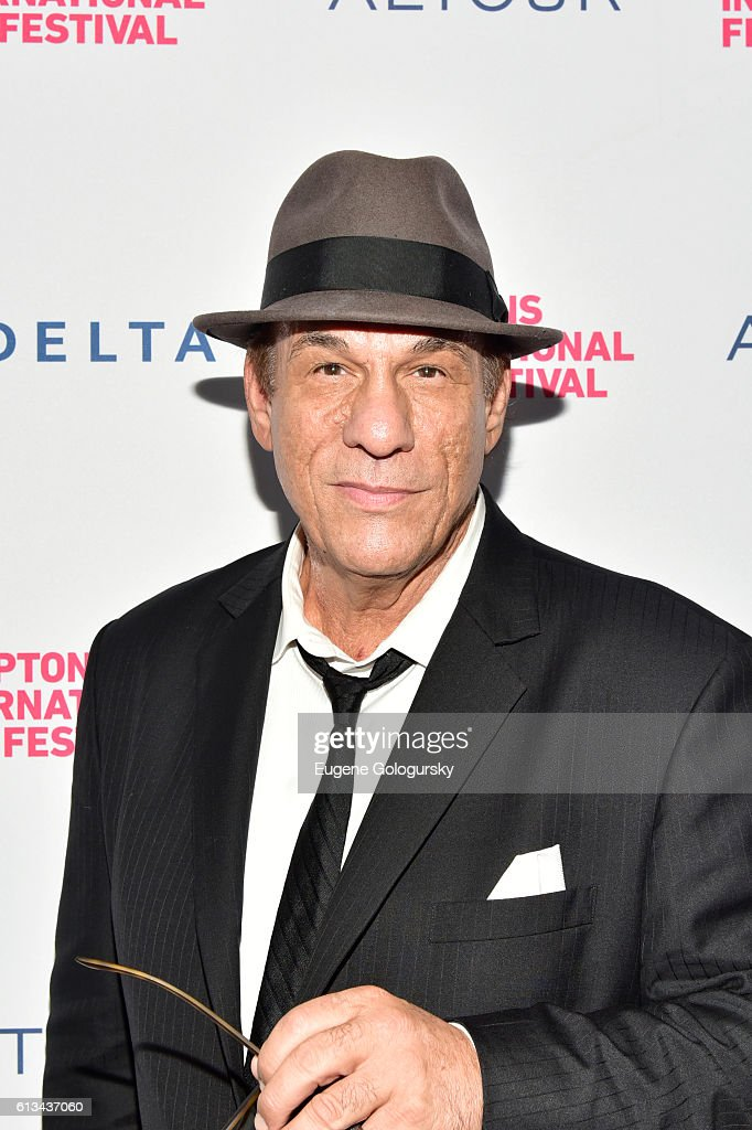 Actor Robert Davi attends the Davi's Way screening during the Hamptons International Film Festival 2016 at UA East Hampton Cinema 6 on October 8, 2016 in East Hampton, New York.