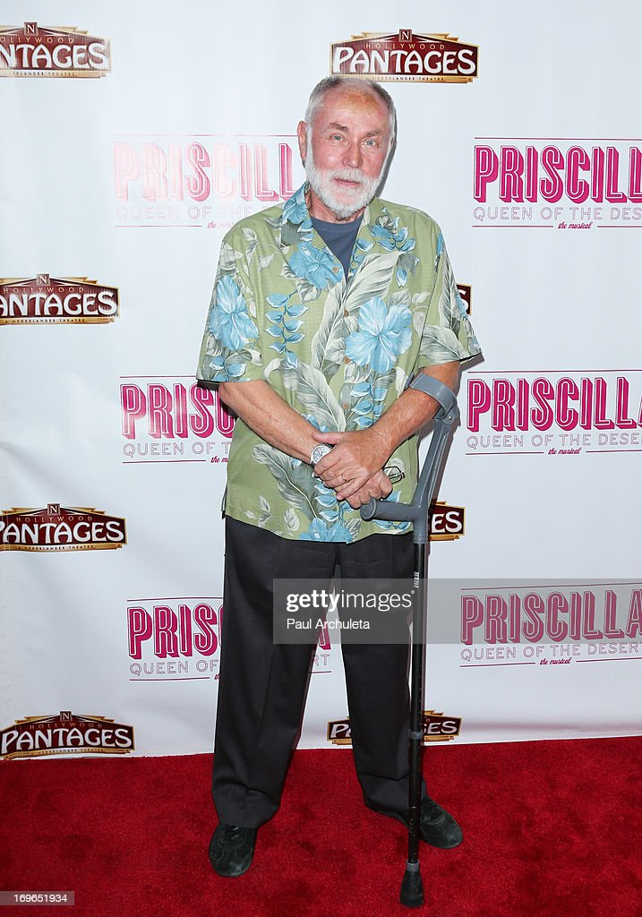 Actor Robert David Hall attends the 'Priscilla Queen Of The Desert' theatre premiere at the Pantages Theatre on May 29, 2013 in Hollywood, California.