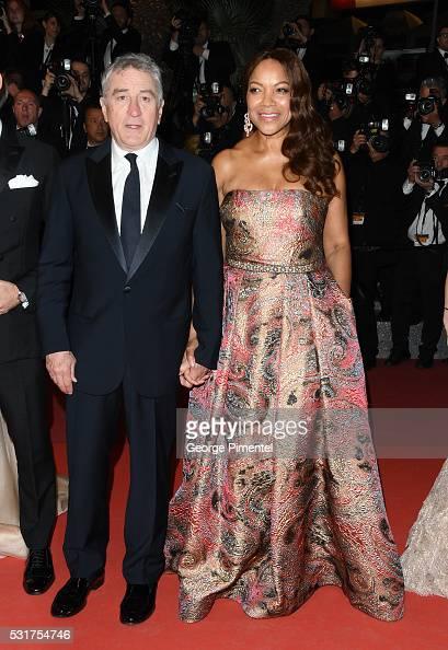 Robert de Niro and wife Grace Hightower, Edgar Ramirez