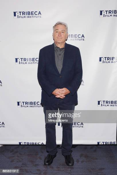 Actor Robert De Niro attends the 20th Anniversary screening of 'Wag The Dog' at 92nd Street Y on December 4 2017 in New York City