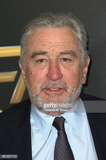 Actor Robert De Niro attends the 20th Annual Hollywood Film Awards on November 6 2016 in Beverly Hills California
