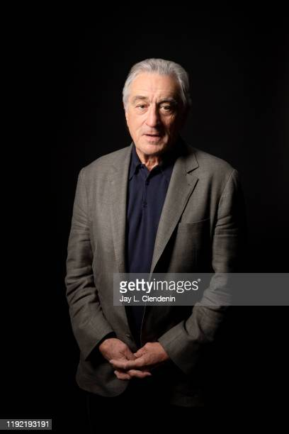 Actor Robert De Niro is photographed for Los Angeles Times on October 26 2019 in Burbank California PUBLISHED IMAGE CREDIT MUST READ Jay L...