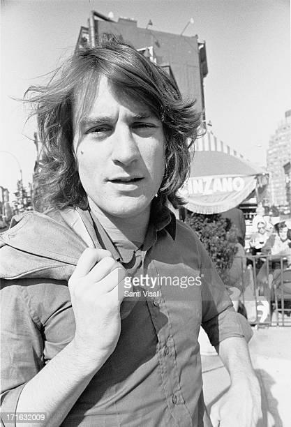 Actor Robert De Niro posing for a portrait on November 29 1973 in New York New York