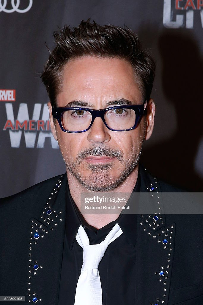 """Captain America: Civil War"" Paris Premiere At Le Grand Rex"