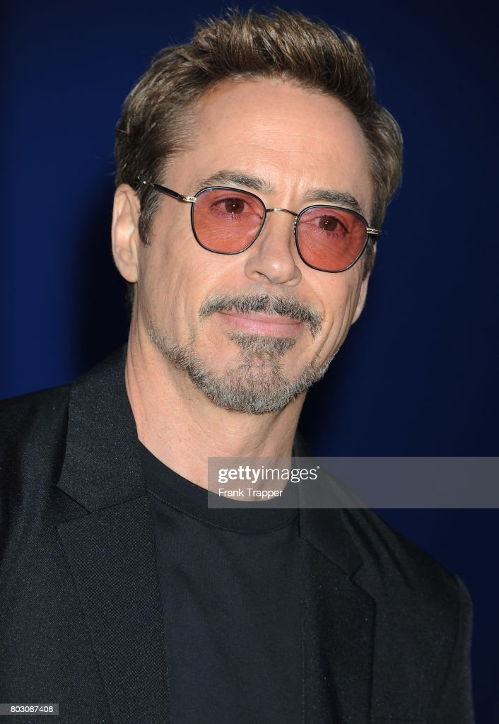 Actor Robert Downey Jr attends the premiere of Columbia Pictures' 'Spider-Man: Homecoming' held at TCL Chinese Theatre on June 28, 2017 in Hollywood, California.