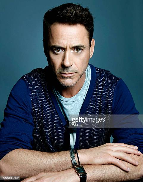 Actor Robert Downey Jr is photographed for Variety on September 6 2014 in Toronto Ontario