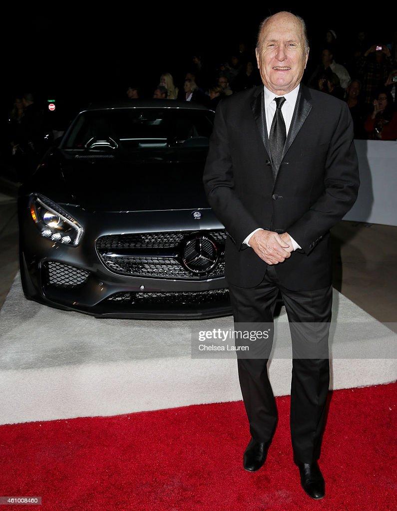 Mercedes-Benz Arrivals at the 2015 Palm Springs Internatonal Film Festival