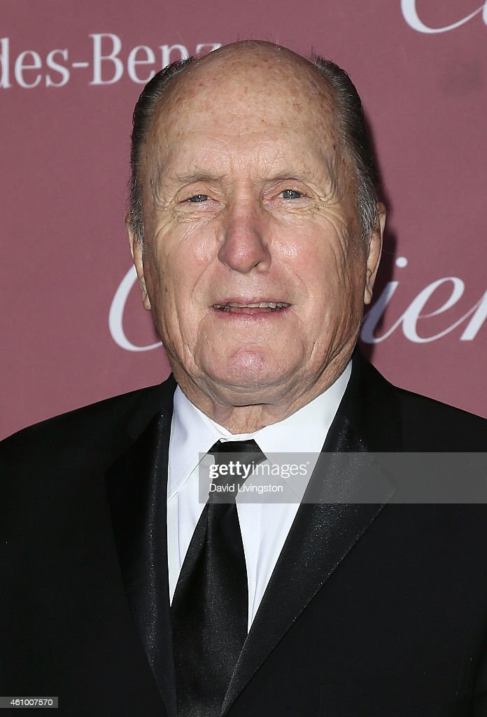 Actor Robert Duvall attends the 26th Annual Palm Springs International Film Festival Awards Gala at the Palm Springs Convention Center on January 3, 2015 in Palm Springs, California.