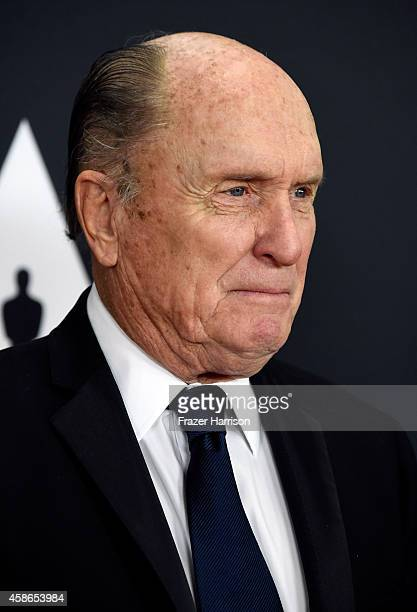 Actor Robert Duvall attends the Academy Of Motion Picture Arts And Sciences' 2014 Governors Awards at The Ray Dolby Ballroom at Hollywood Highland...