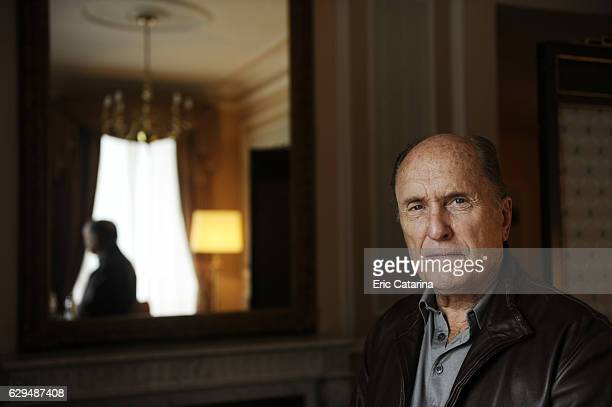 Actor Robert Duvall is photographed for Self Assignment on September 20 2009 in San Sebastian Spain