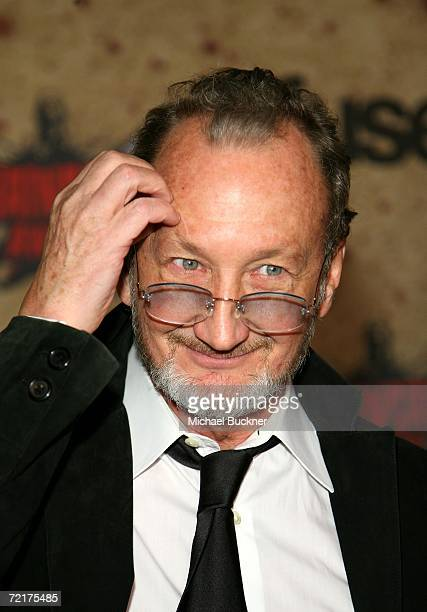 Actor Robert Englund attends the fuse Fangoria Chainsaw Awards at the Orpheum Theater on October 15 2006 in Los Angeles California The awards will...