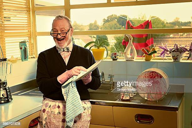 Actor Robert Englund is photographed for FHM magazine on August 18 2015 in London England