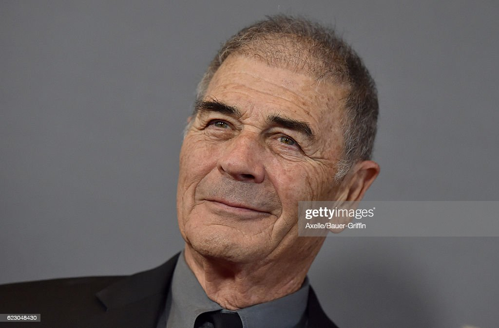 Actor Robert Forster arrives at the 20th Annual Hollywood Film Awards at the Beverly Hilton Hotel on November 6, 2016 in Los Angeles, California.