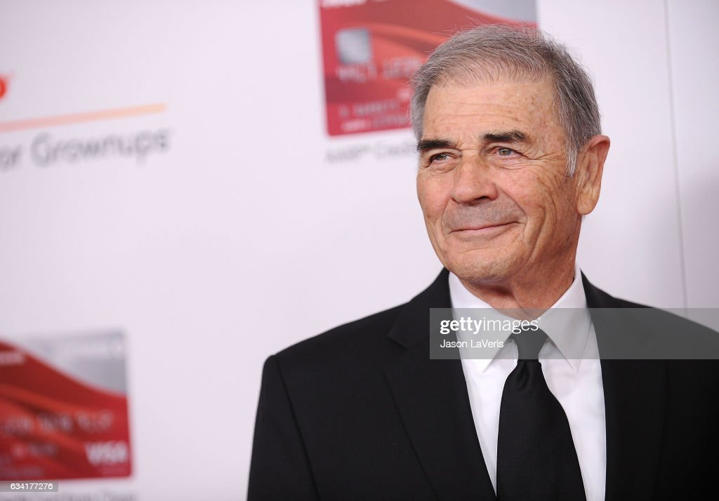 Actor Robert Forster attends AARP's 16th annual Movies For Grownups Awards at the Beverly Wilshire Four Seasons Hotel on February 6, 2017 in Beverly Hills, California.