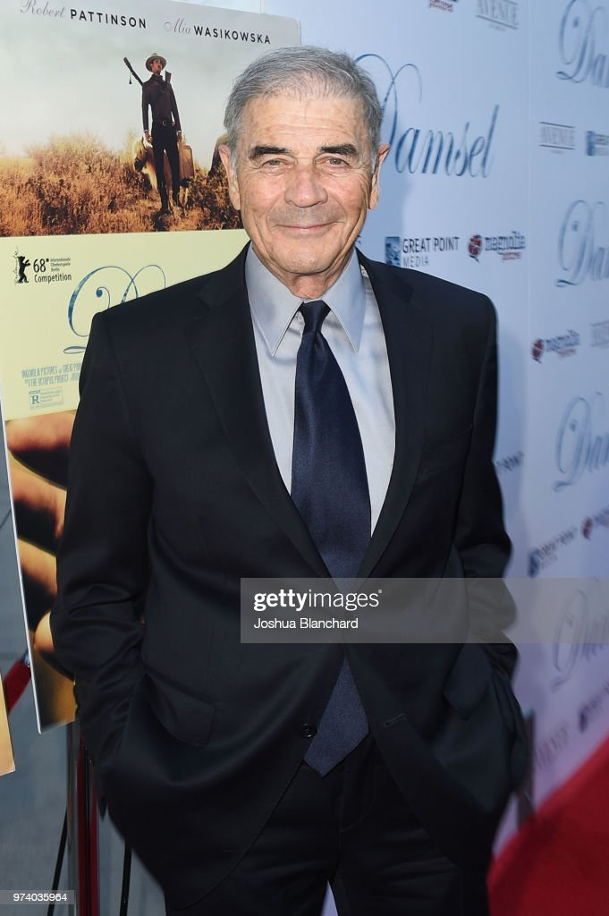 Actor Robert Forster attends Los Angeles Premiere of Magnolia's DAMSEL, sponsored by Casa Noble on June 13, 2018 in Los Angeles, California.