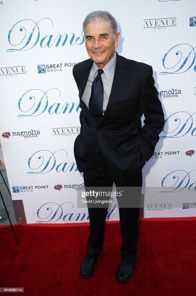Actor Robert Forster attends Magnolia Pictures' 'Damsel' premiere at ArcLight Hollywood on June 13, 2018 in Hollywood, California.