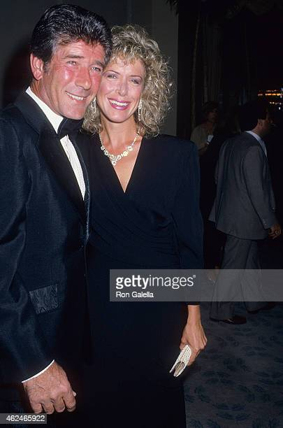 Actor Robert Fuller and actress Jennifer Savidge attend the Salute to Hollywood Gala to Benefit the United Cerebral Palsy Associations on September...