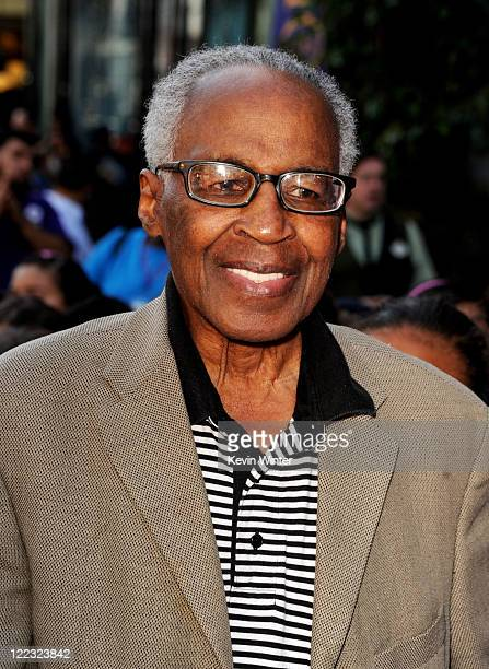 Actor Robert Guillaume arrives at the premiere of Walt Disney Studios' 'The Lion King 3D' at the El Capitan Theater on August 27 2011 in Los Angeles...