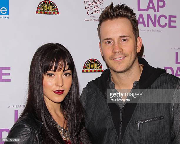 Actor Robert Hoffman attends the Los Angeles premiere of Lap Dance at ArcLight Cinemas on December 8 2014 in Hollywood California