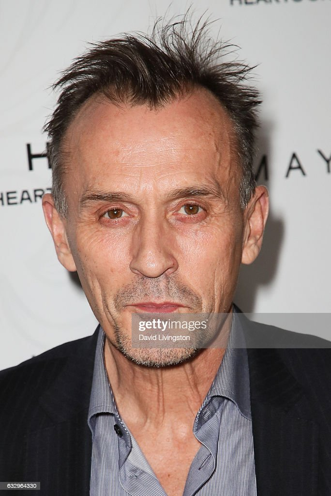 Actor Robert Knepper arrives at the Entertainment Weekly celebration honoring nominees for The Screen Actors Guild Awards at the Chateau Marmont on January 28, 2017 in Los Angeles, California.