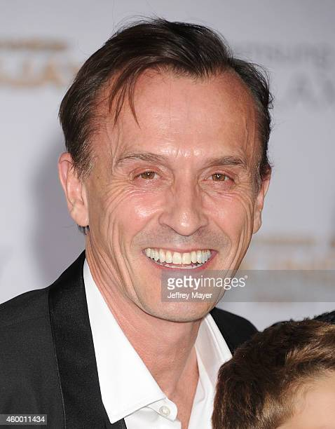Actor Robert Knepper arrives at the 'The Hunger Games Mockingjay Part 1' Los Angeles Premiere at Nokia Theatre LA Live on November 17 2014 in Los...