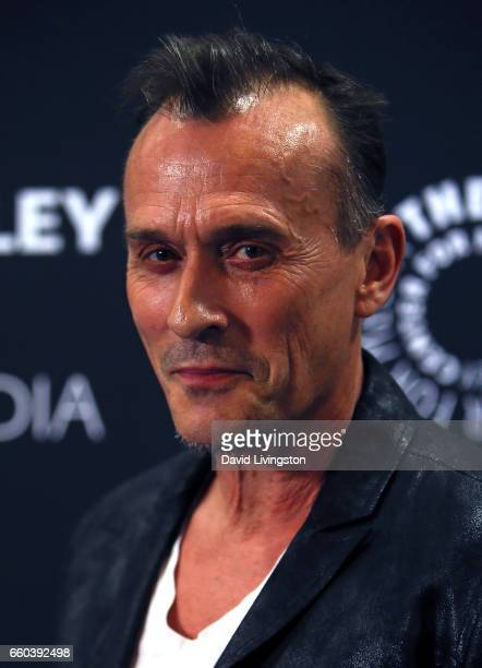 Actor Robert Knepper attends the 2017 PaleyLive LA Spring Season 'Prison Break' screening and conversation at The Paley Center for Media on March 29...