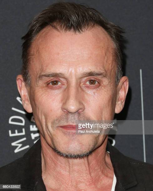 Actor Robert Knepper attends the 'Prison Break' screening and conversation at The Paley Center for Media on March 29 2017 in Beverly Hills California