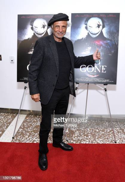 Actor Robert Miano attends the premiere of Get Gone at Arena Cinelounge on January 24 2020 in Hollywood California