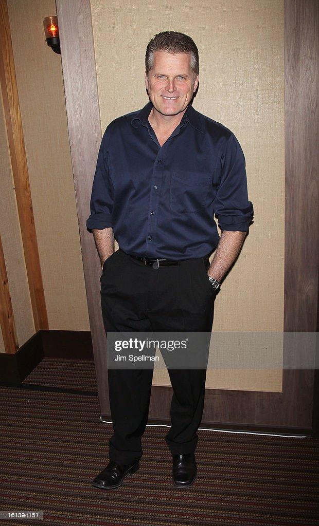 Actor Robert Newman attends the