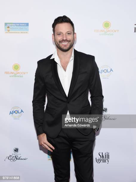 Actor Robert ParksValletta Arrives At Circle 8 Productions Season 2 Premiere Of This Is LA